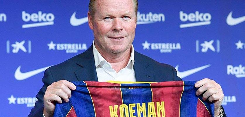 برشلونة في طريقه لتجديد عقد كومان