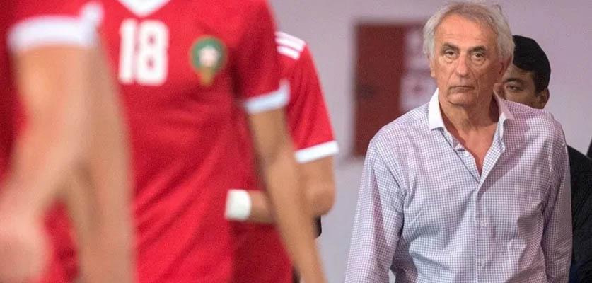 التشكيلة الرسمية التي سيعتمدها المنتخب المغربي ضد المنتخب الغاني