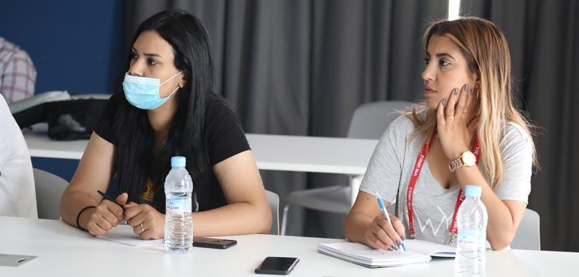 يومان دراسيان لأندية البطولة المغربية النسوية