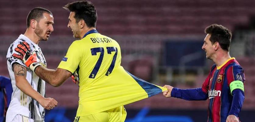 تقارير إسبانية تؤكد رفض بوفون الانتقال إلى برشلونة
