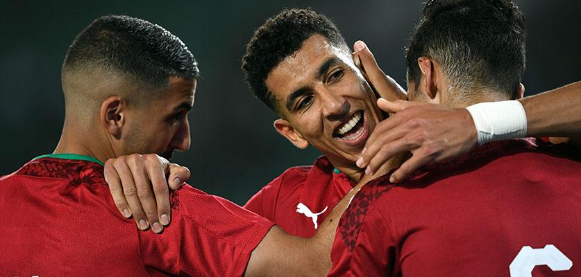المنتخب المغربي يحقق فوزا معنويا مهما على حساب منتخب غانا