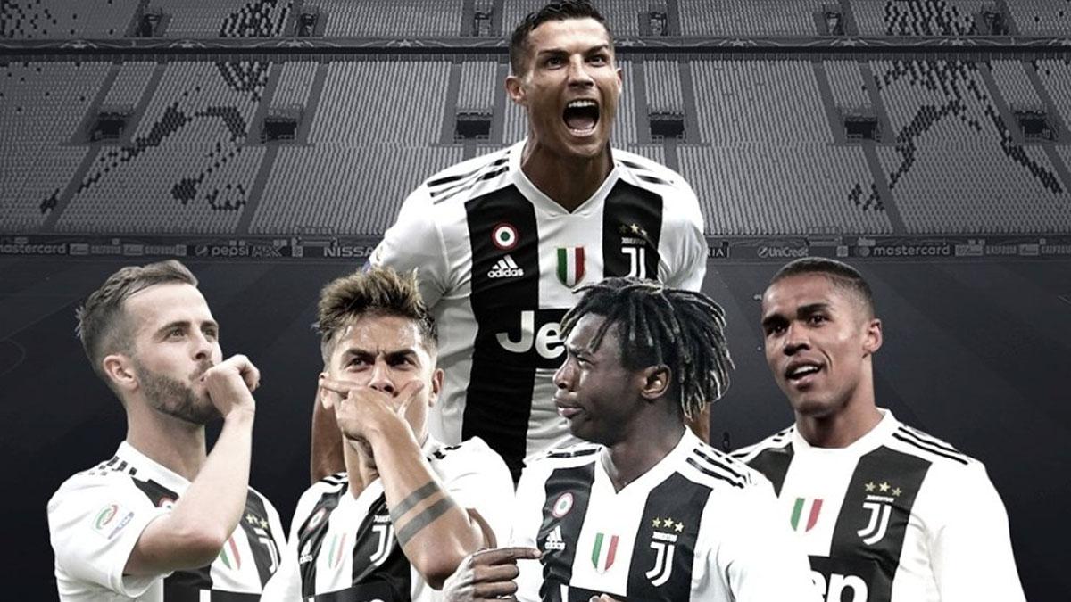 يوفنتوس بطلا للدوري الإيطالي للمرة التاسعة على التوالي