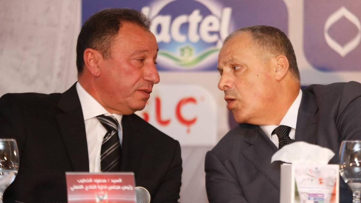 جهود مصرية وقفت أمام المغرب في تنظيم الجهود المصرية فى منع المغرب من الحصول على حقوق تنظيم مباريات نصف نهائي الأبطال