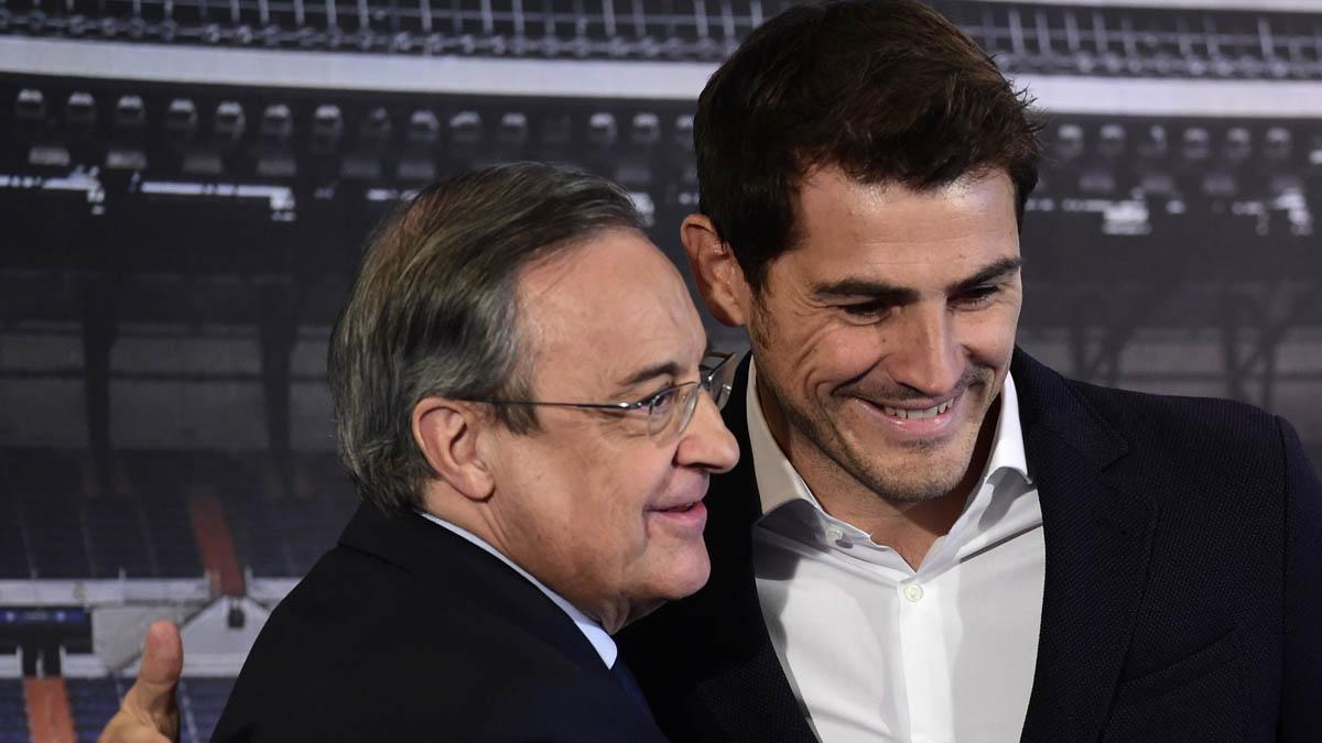 """تقارير صحفية:"""" كاسياس سيعود لريال مدريد بهذا الدور"""""""