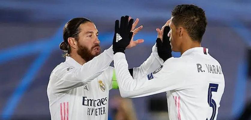 حقبة جديدة في دفاع ريال مدريد بعد رحيل راموس و فاران