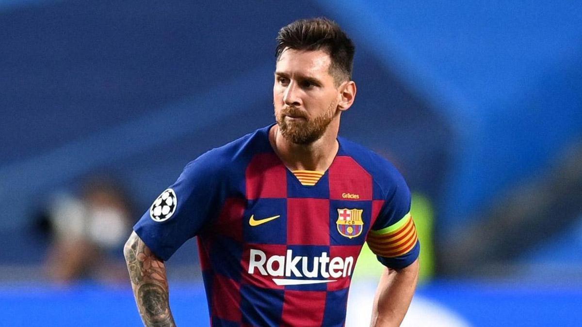 الصحف الأوروبية تتطرق لمغادرة ميسي برشلونة