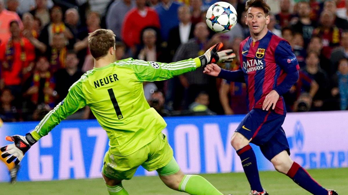 دوري أبطال أوروبا يفرز قمة قوية بين بايرن ميونخ و برشلونة