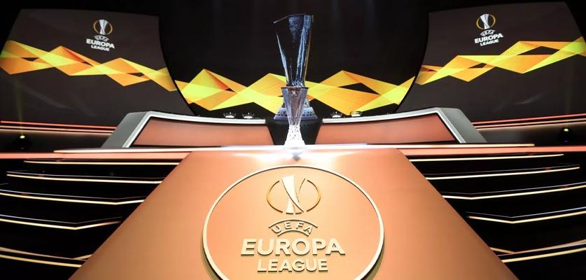 نتائج قرعة دور المجموعات بالدوري الأوروبي 2021-2022