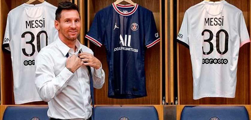 بوتشيتينو يشكف عن موقفه من مشاركة ميسي في مباراة PSG القادمة