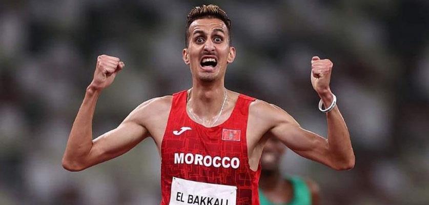 البقالي يهدي المغرب أول مدالية ذهبية في أولمبياد طوكيو منذ 2004