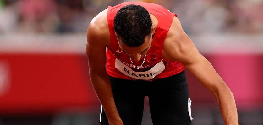 فشل عبد العاطي الكص و نبيل أسامة في بلوغ نهائي 800 متر بأولمبياد طوكيو