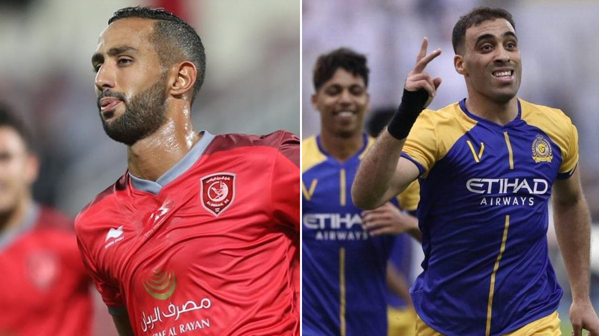 حمدل الله و بنعطية ضمن تشكيلة أفضل لاعبي الجولة الثالثة من دوري أبطال أسيا