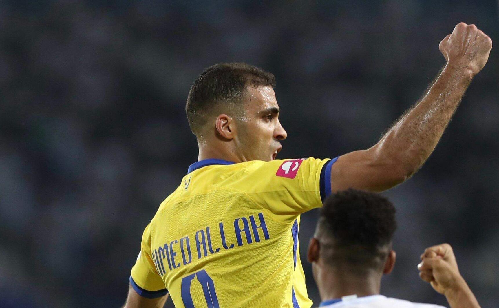 حمد الله أفضل لاعب في الجولة الثالثة بدور المجموعات دوري أبطال آسيا