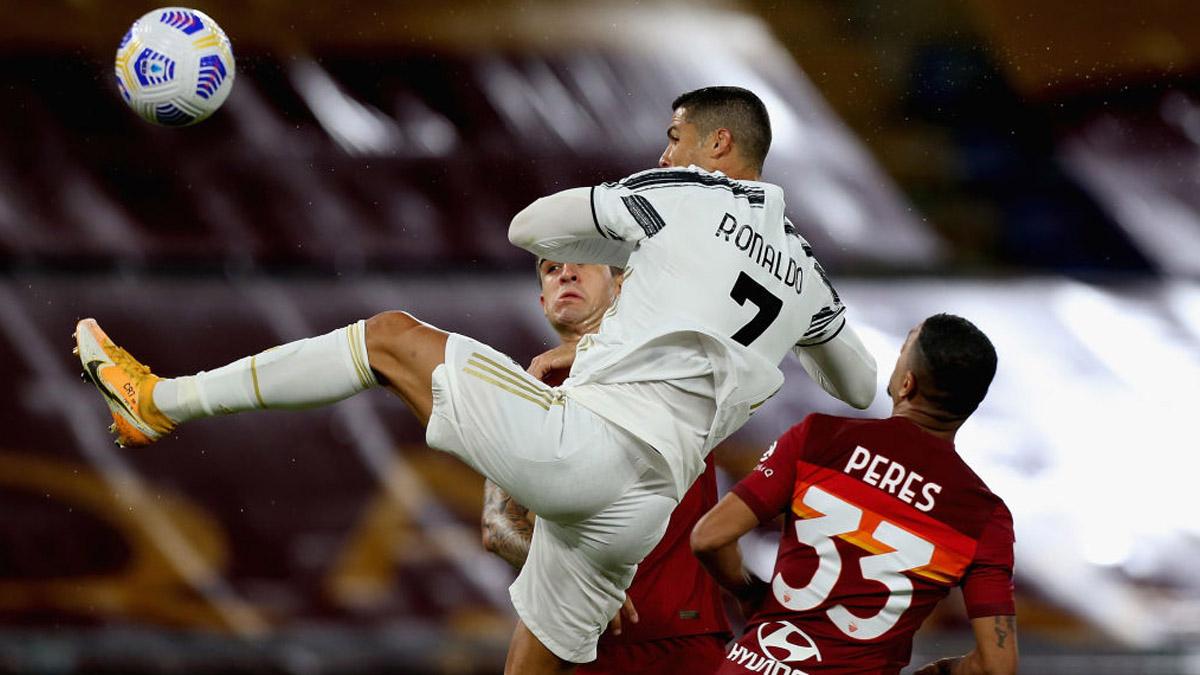 رونالدو ينقد يوفناتوس من الهزيمة أمام روما