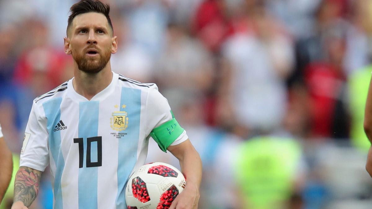ميسي يقود تشكيلة الأرجنتين في صفيات مونديال 2022