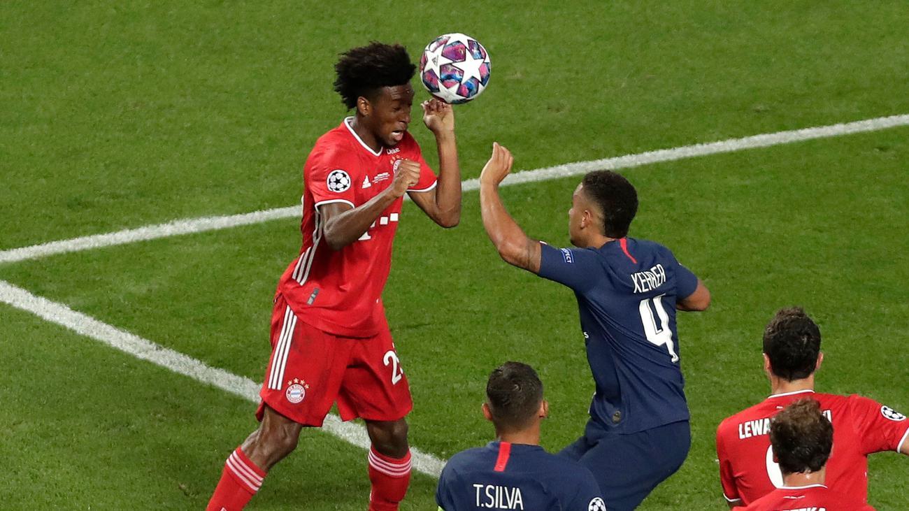 """كومان : """"أنا أخاف ضرب الكرة برأسي...وزملائي بالفريق يسخرون من ذلك"""""""