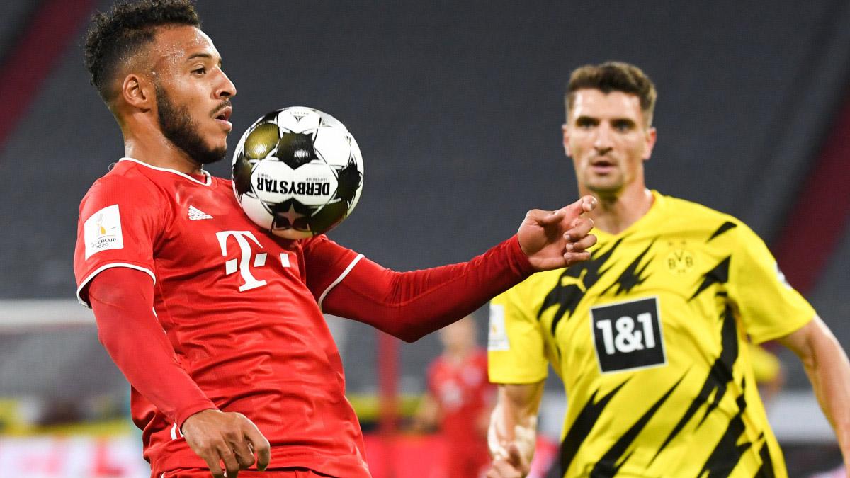 البايرن يحقق كأس السوبر الألمانية على حساب دورتموند