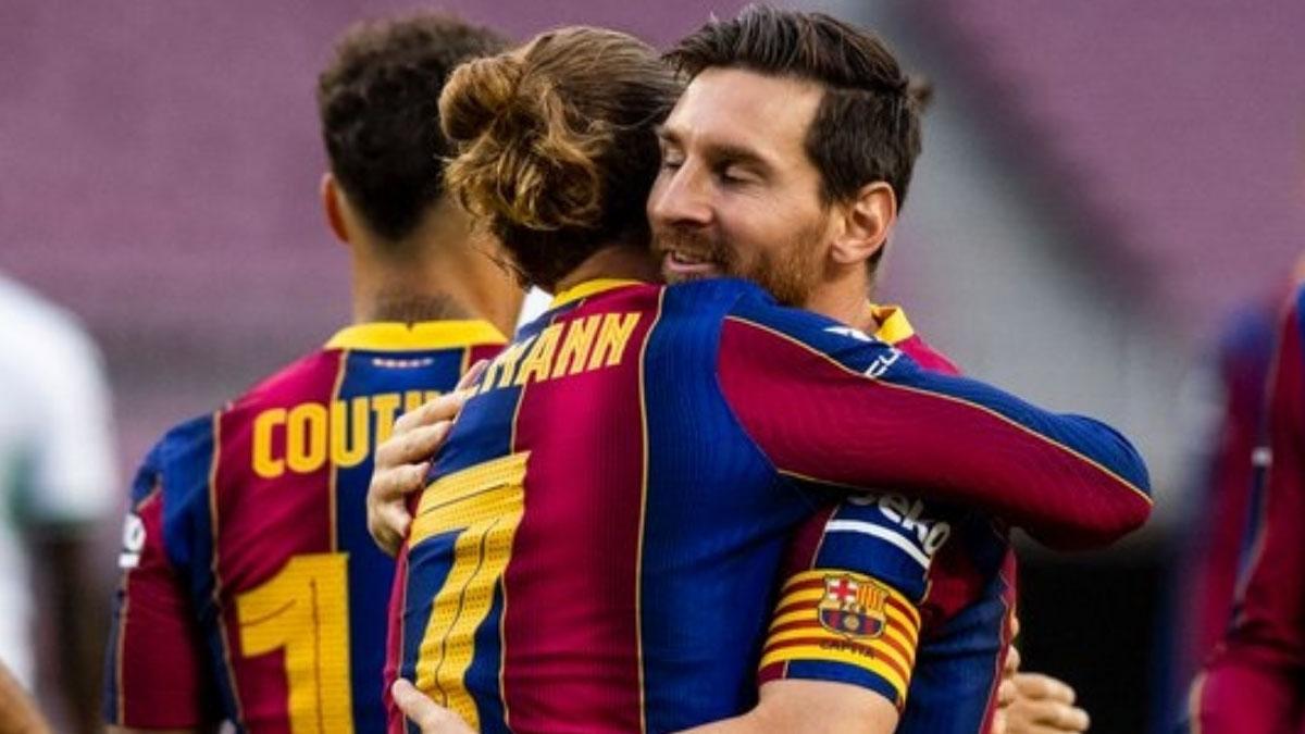 برشلونة يفوز بكأس جوان بعد تحقيق الفوز على إلتشي