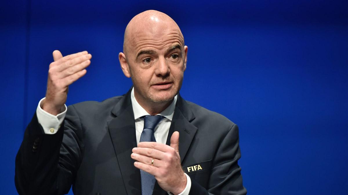 الفيفا تحدد موعد إجراء المباريات الدولية الخاصة بتصفيات مونديال 2022
