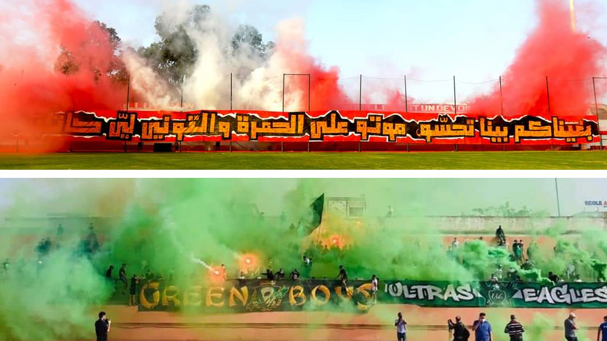 ديربي البيضاء في زمن كورونا .. حماس افتراضي و تحفيز للاعبين