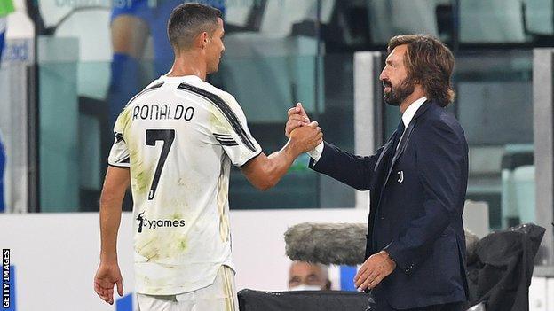 بيرلو : رونالدو لم يتعب بعد لتتم إراحته ..لا أنسخ افكار المدربين لدي أفكاري الخاصة