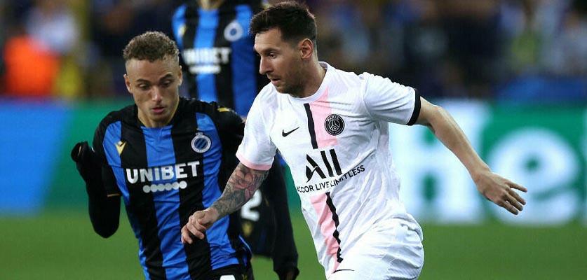 تعادل مُخيب لباريس سان جيرمان في دوري أبطال أوروبا