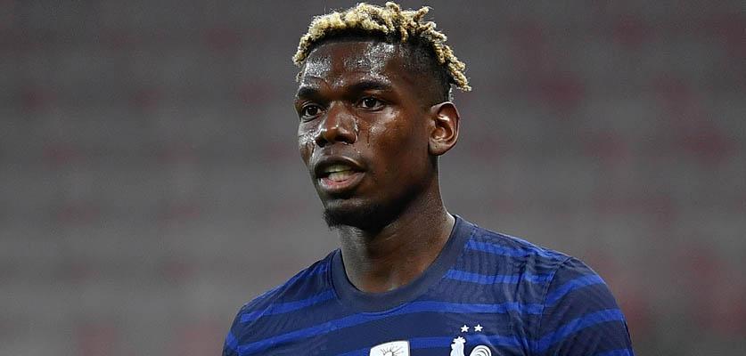 بوغبا يخرج عن صمته بسبب نتائج فرنسا السلبية في تصفيات المونديال