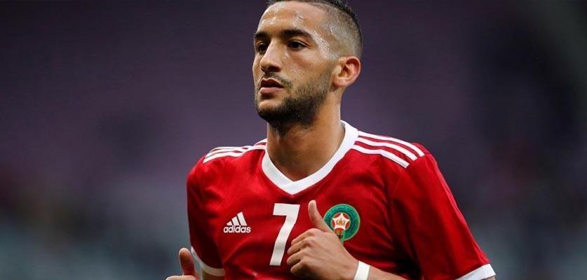 جلسة خاصة من أجل تقييم أداء المنتخب المغربي و قضية زياش على طاولة الجلسة