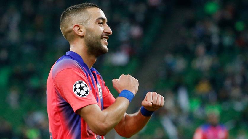 زياش يسجل أول هدف له مع تشيلسي في دوري أبطال أوروبا