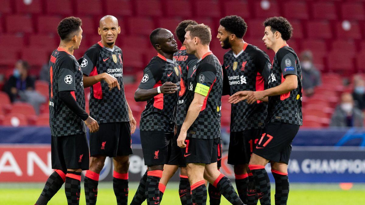 ليفربول يحقق فوزا مهما على حساب أياكس الهولندي في أمستردام