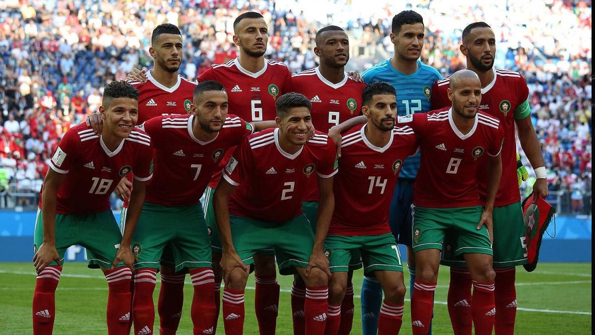 تعرف على طاقم تحكيم مقابلة   المنتخب المغربي ضد منتخب إفريقيا الوسطى