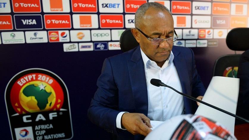 أحمد أحمد يعلن ترشحه لرئاسيات الكونفدرالية لاإفريقية لكرة القدم