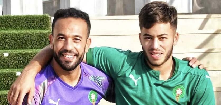 الكرواني يكشف عن تأقلمه مع المنتخب الوطني المغربي بسرعة