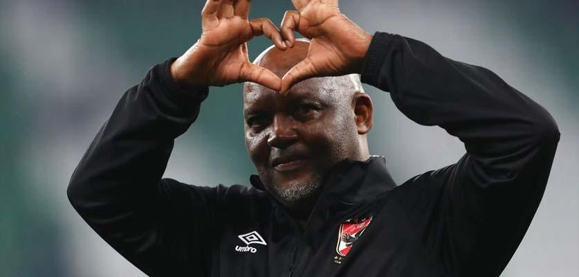 موسماني يعد جماهير الأهلي بلقب أبطال إفريقيا للمرة الثانية تواليا