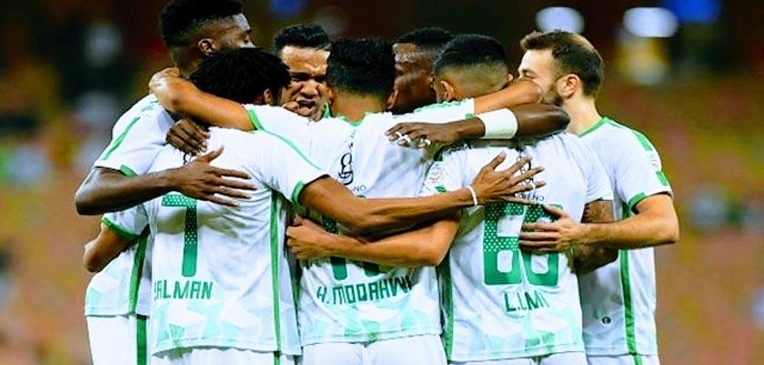 الأهلي السعودي يخرج من سلسلته السلبية بأول فوز له في الدوري السعودي