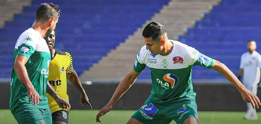 الرجاء الرياضي يضع قدمه الأولى في دور المجموعات بدوري أبطال إفريقيا