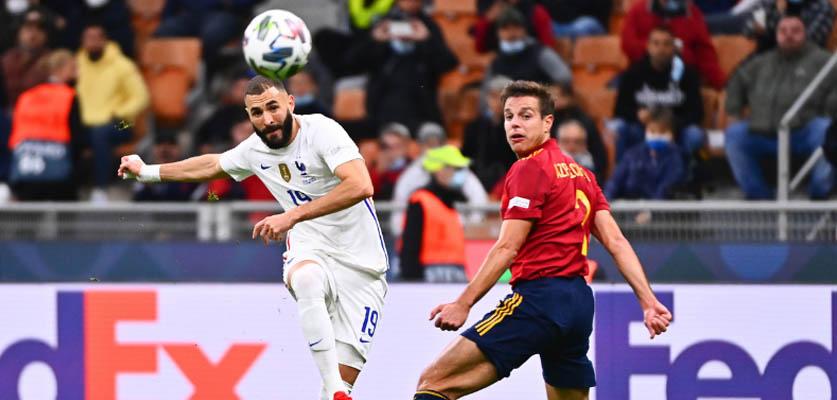 المتألق بنزيما يقود فرنسا للتويج ببطولة دوري الأمم الأوروبية على حساب إسبانيا