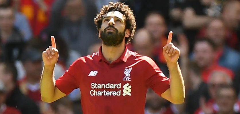 بعد تألقه ليفربول يقترب من تجديد عقد محمد صلاح
