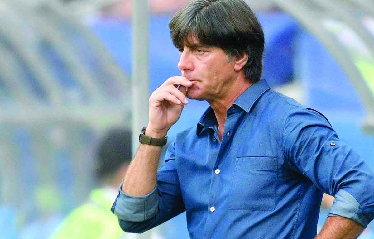 يواكيم لوف متفائل رغم الموسم الكارثي له مع المنتخب الألماني