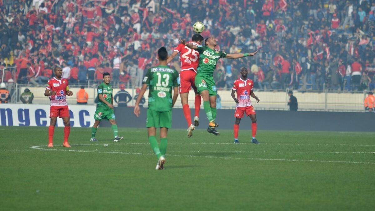 الرجاء و الوداد..رغبة في تخطي الجار و الذهاب بعيدا في كأس محمد السادس للأندية الأبطال