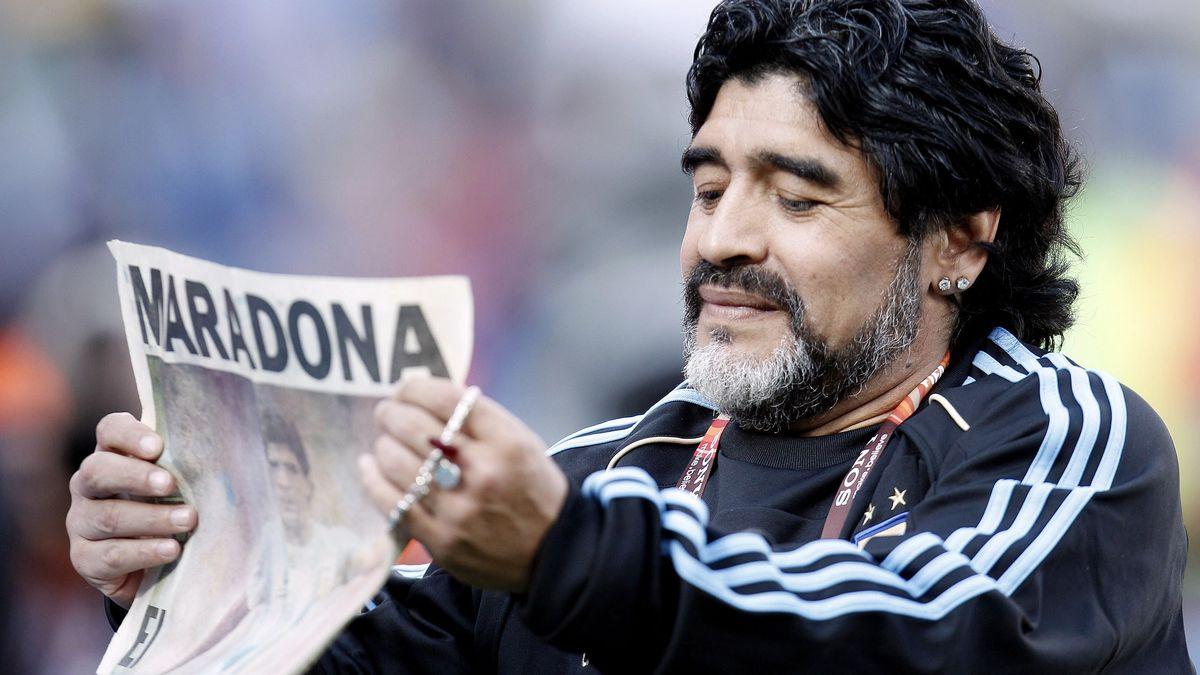 غوارديولا: والدي جعلني أعشق مارادونا مع البارصا