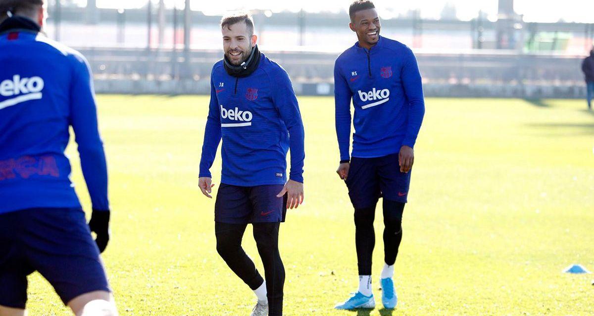 برشلونة يستعيد ثلاثة لاعبين قبل مواجهة إنتر