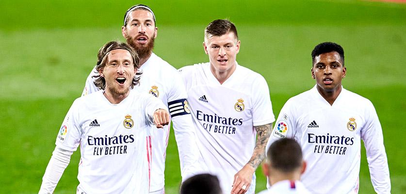 """الجولة """"15"""" من الدوري الإسباني """"لا ليغا سانتاندير"""""""