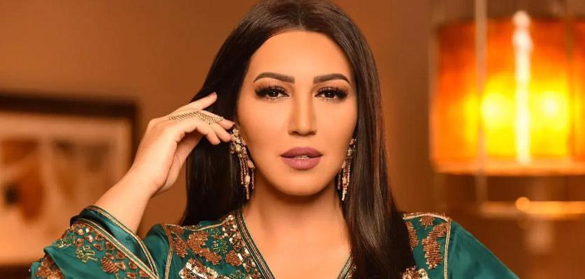 الفنانة المغربية أسماء لمنور تنخرط بنادي الرجاء الرياضي