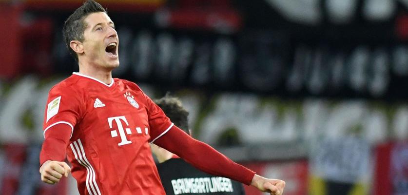 بايرن ميونخ يحقق الفوز على بباير ليفركوزن في قمة الدوري الألماني